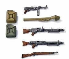 "KING AND COUNTRY WW11 ""GERMAN WEAPONS SET"" WS321 WSS321 MILITARY 1.30 SCALE"