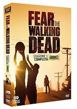 FEAR THE WALKING DEAD - STAGIONE 1 (2 DVD) - COFANETTO NUOVO, ITALIANO