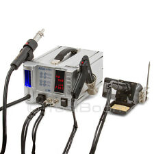 AOYUE 2703A+ Lead-Free Hot Air Rework Station with Desoldering Gun (110 V)