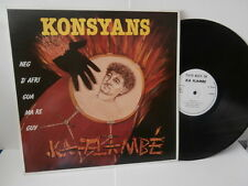"ka flambé""konsyans""lp12""or.fr.flash music em:dbp:0874.signé ultra rare afro funk"