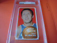 1970 Topps Basketball #133 Adrian Smith  psa 8 San Francisco Warriors  (670