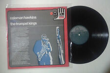 Coleman Hawkins & The Trumpet Kings LP FONTANA 6430 096 Italy 1974 VG+/VG+