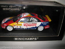 MINICHAMPS 1.43 AUDI A4 QUATTRO STW 1998 TEAM ABT E PIRRO  #5 AWESOME CAR
