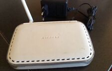 ACCESS POINT NETGEAR 54 MBPS WIRELESS ACCESS POINT WG602 V3 AFFARE!