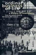The Ordinary Business of Life : A History of Economics from the Ancient World