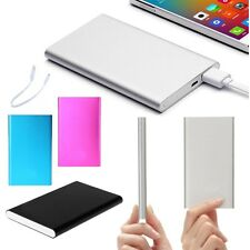 POWERBANK 5000 MAH POWER BANK BATTERIA ESTERNA RICARICA SMARTPHONE TABLET USB