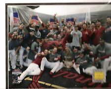 2006 ST LOUIS CARDINALS WORLD SERIES CHAMPIONS COLOR TEAM PHOTO 8X10 MATTED NEW