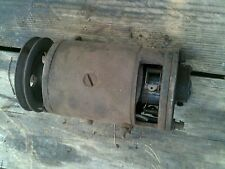 John Deere JD Oliver Tractor generator assembly & JD pulley