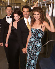 Will and Grace [Cast] (1875) 8x10 Photo