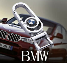 HQ Silbern BMW Emblem Metall Autoschlüssel Schlüsselanhänger Schmuckanhänger Key