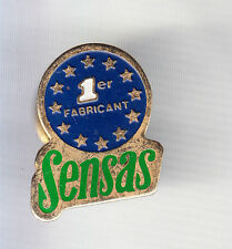 RARE PINS PIN'S .. SPORT PECHE FISHING POISSON SENSAS CANE APPATS EUROPE N°1 ~CQ