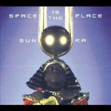 SUN RA - SPACE IS THE PLACE  CD  5 TRACKS AVANTGARDE / FREE JAZZ  NEU