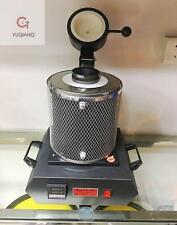 110V 1400W Type 2KG Electric Melting Furnace Gold Silver Copper Smelter 1100℃