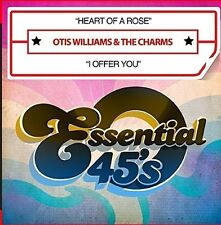 Heart Of A Rose / I Offer You - Otis & The Charms Williams (2015, CD NIEUW)