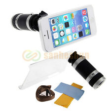 Camera Objectif Zoom 8X telescope Telescope Camera Lens For iPhone 5 5S
