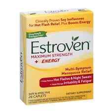 Estroven Maximum Strength Caplets 28 ea