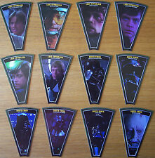 Star Wars Jedi Legacy Trading Cards The Circle Is Now Complete Chase Set
