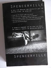 SPENCERVILLE FIRST EDITION PAPER UNCORRECTED PROOF WHO IS THE AUTHOR? OCT 1994