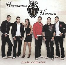 Hermanos Herrera En Tu Corazon CD New Sealed