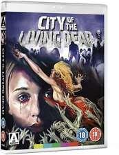 City Of The Living Dead - Blu-Ray - Uncut Version - Lucio Fulci