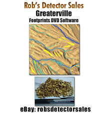 Footprint Research DVD on Greaterville District, AZ - Gold Mining Claims