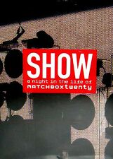 Matchbox 20- 2 DVD  $29 NEW! Show: A Night In The Life of Matchbox Twenty LIVE
