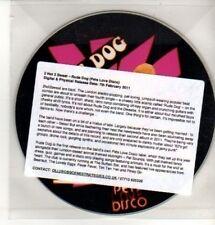 (CQ365) 2 Hot 2 Sweat, Rude Dog - 2011 DJ CD