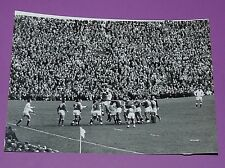RARE PHOTO PRESSE RUGBY V NATIONS ? FRANCE-ANGLETERRE ?
