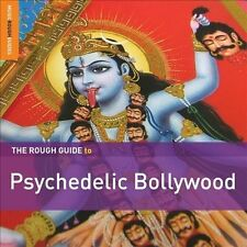 NEW Rough Guide To Psychedelic Bollywood [digipak] [7/29] CD (CD) Free P&H