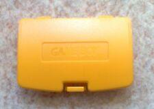 NEU Dandelion Gelb Yellow Batteriedeckel Game Boy Color - Batteriefachdeckel GBC