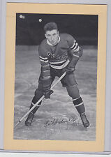1934-43 BEE HIVE GROUP 1 HOCKEY SIGNED PHOTO CARD NEIL COLVILLE NEW YORK RANGERS