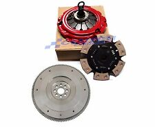 AF STAGE 3 CLUTCH KIT+HD FLYWHEEL ACURA RSX HONDA CIVIC Si 2.0L DOHC K20 6-SPEED