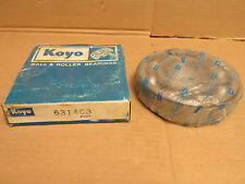 NIB KOYO 6314 C3 BEARING NO SHIELDS 6314C3 70x150x35 mm NEW