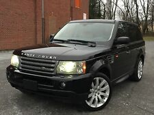 Land Rover: Range Rover Sport 4dr Wgn HSE