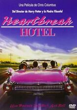 HEARTBREAK HOTEL (1988 Tuesday Weld, David Keith) -  DVD - PAL Region 2 - New
