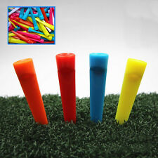 10Pcs /PACK 70mm Large PLASTIC STRONG WEDGE GOLF TEES