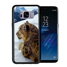 Snow Leopard For Samsung Galaxy S8 2017 Case Cover by Atomic Market