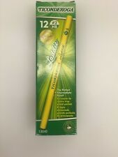 Dixon Ticonderoga Laddie Woodcase Pencil w/o Eraser HB #2 Box of 12 13040