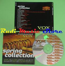 CD SPRING COLLECTION compilation PROMO 99 BLUR HYBRIDS CORNERSHOP (C17) no mc lp