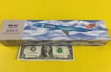 VTG NOS FAR EASTERN AIR TRANSPORT MODEL AIRPLANE MD-82 1:150 FREE PRIORITY SHIP