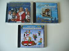 """Albumkonv. """"Weihnachtslieder für jung und alt"""", 3 Alben, CD (Kon. Nr.767)"""