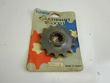 Sun Star Front 14 Tooth 14T Sprocket 60614