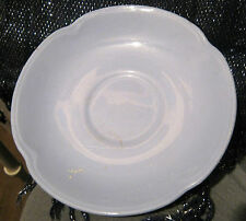 Johnson Brothers Saucer in blue vintage style approx 5.5 ins diameter