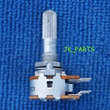 ORIGINAL ALPS RK16 16 Type Dual 100K Volume Potentiometer, Brand New!