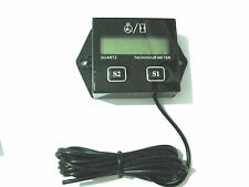 Hour Meter Tachometer for MX Generator ATV Dirt Bike KTM tach RPM digital ut