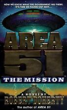 BUY 2 GET 1 FREE Area 51: The Mission Vol. 3 by Robert Doherty (1999, Paperback)