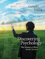Discovering Psychology : The Science of Mind, Briefer Version by Laura Freberg a