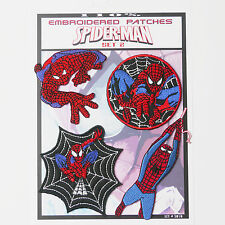 AMAZING SPIDER-MAN Marvel Patches Iron-On Patch Super Set #010  FREE POSTAGE
