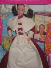 1995 PILGRIM Barbie Doll American Stories Collection Special Edition #12577 NRFB