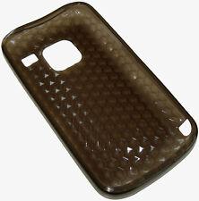 TPU Case - Silikonhülle - Nokia E5 / E5-00 - Schwarz - Cover - Silikon Hülle